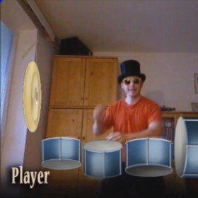 DrumPlayer (Game for Kinect)