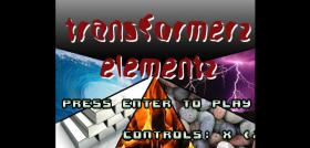 transformerz elementz (MelonJS)